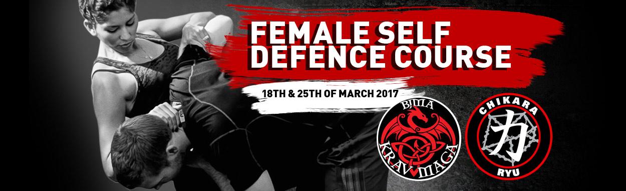 Female Self Defence Course